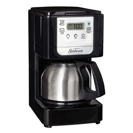 LiquidationMania Outlet & Online Auction up to 90 % OFF - Sunbeam programmable Coffeemaker 5 cups