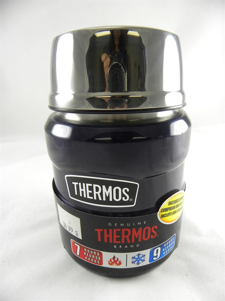 Good Thermos Size For Food
