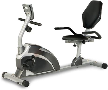 Exerpeutic Therapeutic Fitness 1111 Recumbent Exercise Bike - W3-N (PICKUP ONLY)