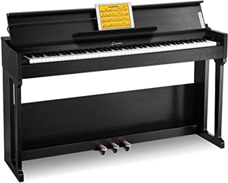 Donner #DDP-90, 88-Key Weighted Digital Piano - AZ2 W4-N (PICKUP-ONLY)